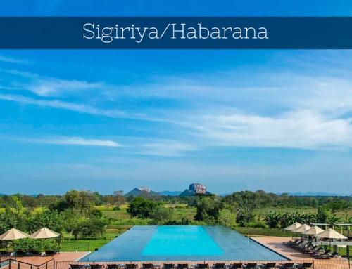 Sigiriya / Habarana