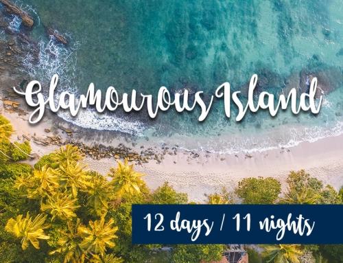Glamourous Island